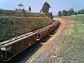 Comboio no pátio de cruzamento Botuxim (ZDY) - Variante Boa Vista-Guaianã km 182 em Itu - panoramio - zardeto.jpg