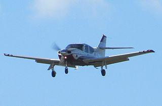 Rockwell Commander 112 American monoplane