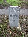 Commonwealth War Grave in Jarrow Cemetery (WW1-31) - geograph.org.uk - 1604091.jpg
