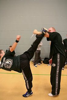 Krav Maga trainings