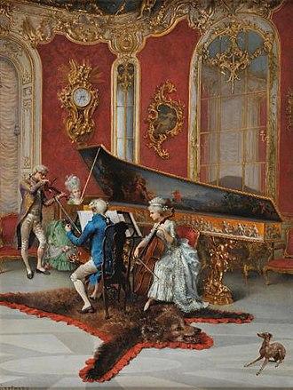 Oreste Cortazzo - Image: Concert Cortazzo
