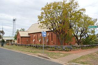 All Saints Anglican Church, Condobolin Church in New South Wales, Australia