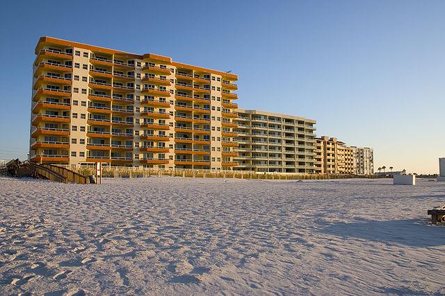 Condos In Orange Beach With Water Slides