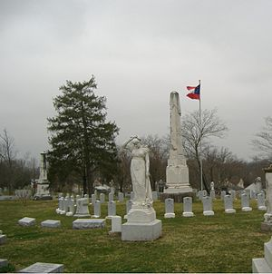 Confederate Monument in Cynthiana - Image: Confederate Monument in Cynthiana 3