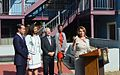 Congresswoman Pelosi tours Public Housing RAD Project with HUD Secretary Castro (23573167132).jpg