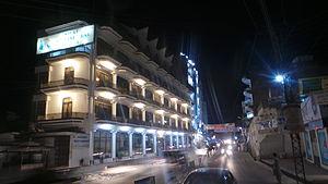 Mingora - Mingora bazar
