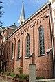 Convent Sint-Joseph, kapel en kloostergebouw, Van Rysselberghestraat 10, Knokke (Knokke-Heist).JPG