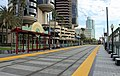 Convention Center (San Diego Trolley station).JPG