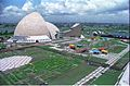 Convention Centre Complex and Science Park Under Construction - Science City - Calcutta 1996-08-26 255.JPG