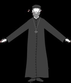 Coptic Orthodox Priest.png
