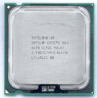 Intel Core 2 Intel processor family
