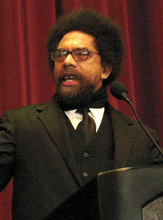Mather House (Harvard College) - Image: Cornel West 2008