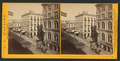 Corner, Montgomery and Sacramento Sts., San Francisco, from Robert N. Dennis collection of stereoscopic views.png