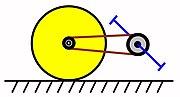 O sistema de transmissão de uma bicicleta sem marchas engloba pedais, pedivelas, coroa, catraca, roda traseira e corrente