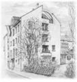Corps Saxonia Karlsruhe Haus Werderstrasse.PNG