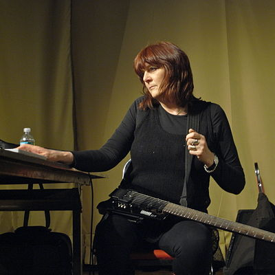 Picture of a band or musician: Cosey Fanni Tutti