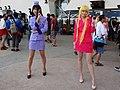 Cosplayers of Ai Asato and Reiko Katherine Akimoto 20180520a.jpg