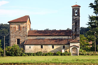 Cossato - Church of SS. Peter and Paul