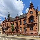 Kreisständehaus einschließlich Remise (später Landratsamt)