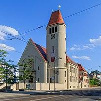 Lutherkirche, Ansicht