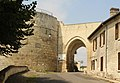 Coucy-le-Château-Auffrique, the southern gate.JPG