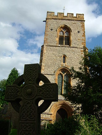 Courteenhall - The church of St Peter and St Paul
