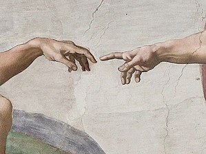 Creation of Adam (Michelangelo) Detail.jpg