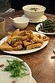 Crispy Tofu with Green Beans and Congee (5215984707).jpg
