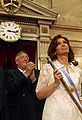 Cristina con baston y banda.jpg