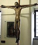 Cristo ligneo, xiv secolo.JPG