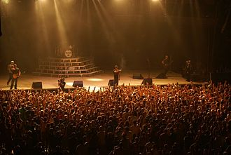 3 Doors Down - 3 Doors Down performing in 2008