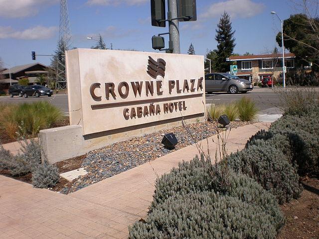 Crowne Plaza Palo Alto Bed Bugs