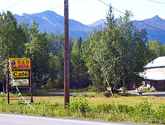 Crown Point, Alaska - Welcome to Crown Point
