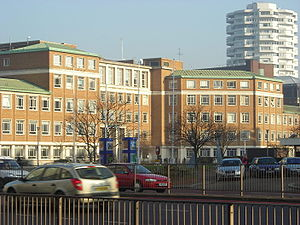 Croydon College - Croydon College buildings