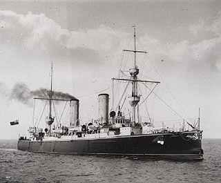 Chinese cruiser <i>Hai Tien</i>