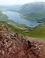 Crummock Water from Red Pike - geograph.org.uk - 1524186.jpg