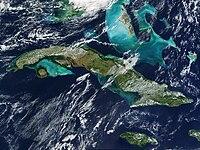 Cuba satellite