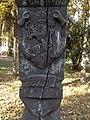 Cumania, CoA, kopjafa memorial detail, 2018 Karcag.jpg