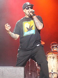 B-Real American rapper from California