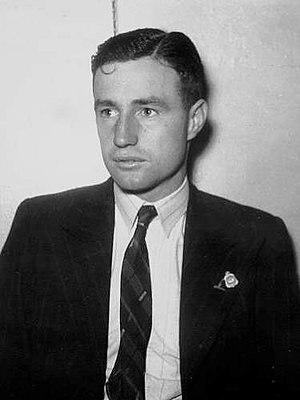 Cyril Burke - Image: Cyril Burke 1950