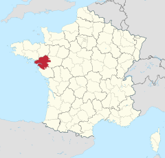 Département 44 in France.svg