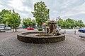 Dülmen, Brunnen an der Sparkasse -- 2016 -- 2713.jpg