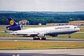 D-ALCL MD-11F Lufthansa Cargo FRA 13JUN02 (8211110766).jpg