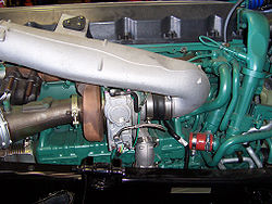 Variable Geometry Turbocharger Wikipedia
