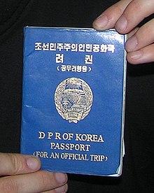 Citizenship In North Korea Wikipedia