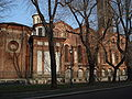 DSC02624 - Milano - Sant'Eustorgio - Dettaglio del fianco - Foto di Giovanni Dall'Orto - 15-jan-2007.jpg