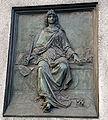DSC02900 - Milano - Piazza Beccaria - Monumento a Cesare Beccaria - Foto di Giovanni Dall'Orto - 29-1-2007.jpg