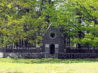 Daddy Frye's Hill Cemetery - Daddy Frye's Hill Cemetery c.2009