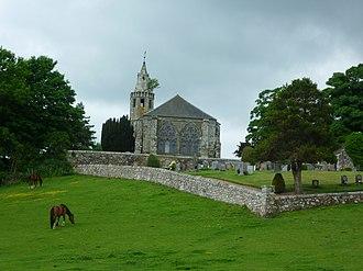 Dairsie - Dairsie Old Parish Church
