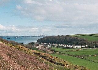 Dale, Pembrokeshire Village in United Kingdom
